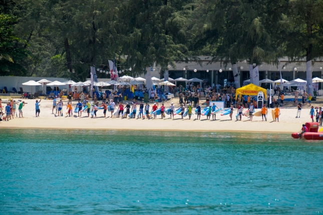 Thailand stand up paddle festival