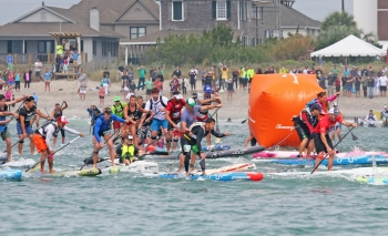 Carolina Cup paddleboard race 2016 (4b)