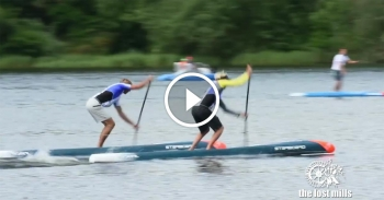 Connor Baxter Fastest Paddler On Earth Video