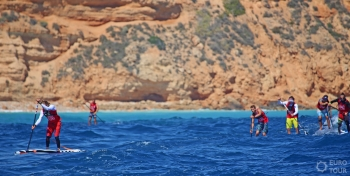 Port Adriano SUP Race Mallorca