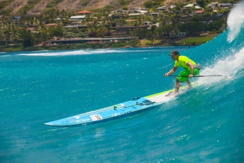 Travis Grant unlimited stand up paddleboard
