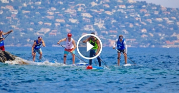 Video St. Maxime SUP Race Cup 2016