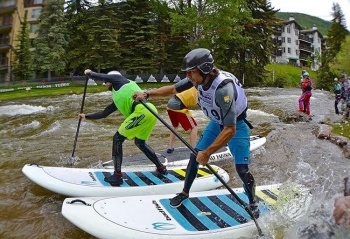 2016 GoPro Mountain Games SUP Cross