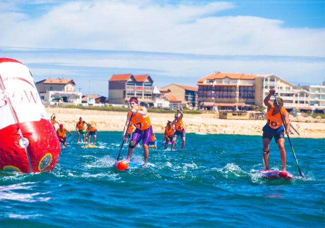 EuroSUP Championships stand up paddling