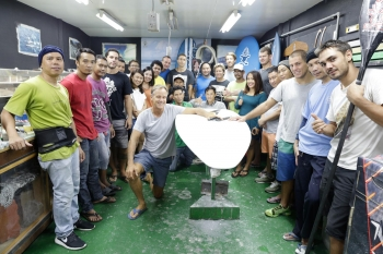 Starboard Sustainable Surf