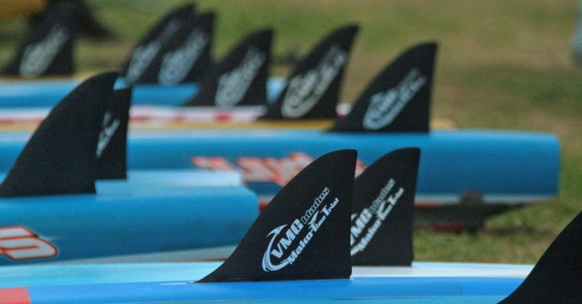 VMG Blades stand up paddle race fins