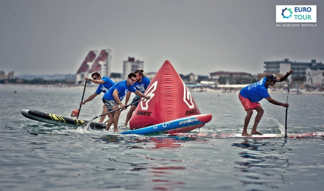 Adriatic Crown stand up paddleboarding race