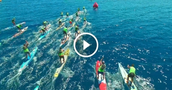 Noli SUP Race video