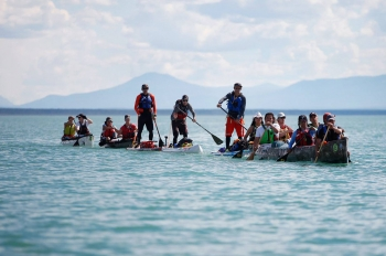 Yukon River Quest paddle race