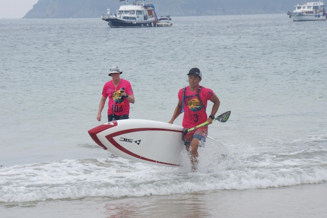 Hong Kong International Stand Up Paddleboard SUP Championship 1 d