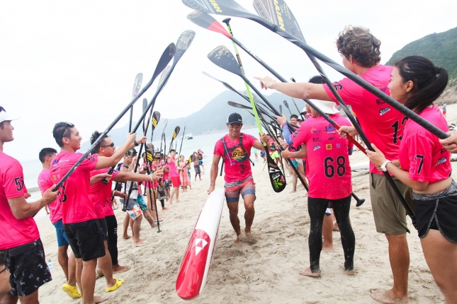 Hong Kong International Stand Up Paddleboard SUP Championship 1 e