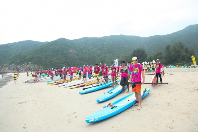 Hong Kong International Stand Up Paddleboard SUP Championship 14