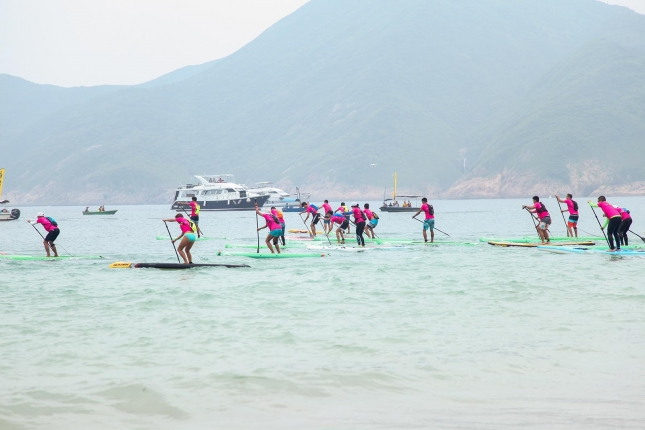 Hong Kong International Stand Up Paddleboard SUP Championship 15