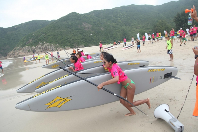 Hong Kong International Stand Up Paddleboard SUP Championship 16