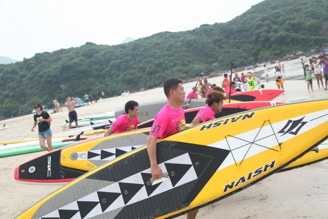 Hong Kong International Stand Up Paddleboard SUP Championship 18