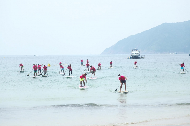 Hong Kong International Stand Up Paddleboard SUP Championship 19