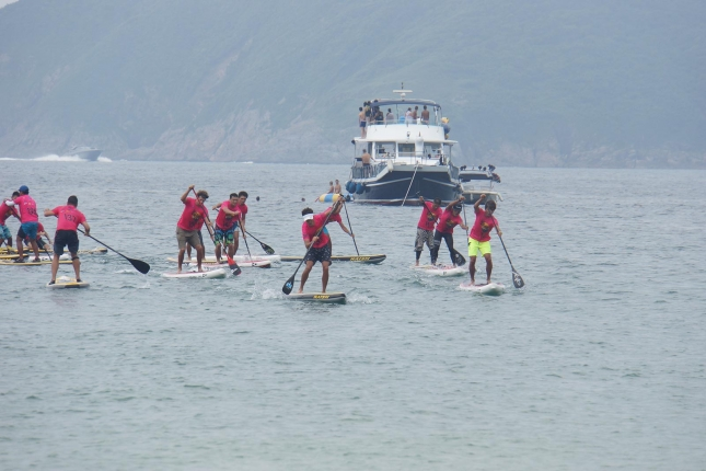 Hong Kong International Stand Up Paddleboard SUP Championship 20