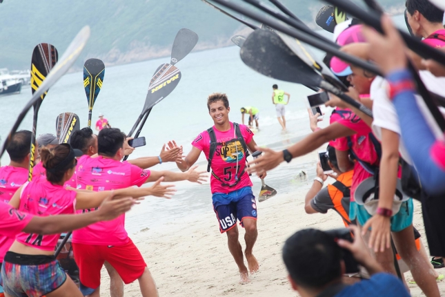 Hong Kong International Stand Up Paddleboard SUP Championship 3
