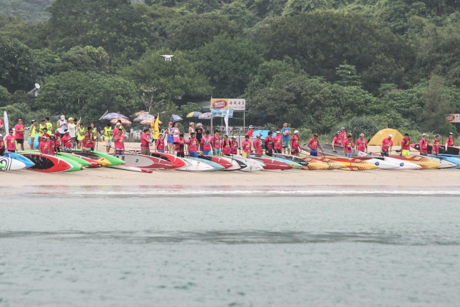 Hong Kong International Stand Up Paddleboard SUP Championship 6