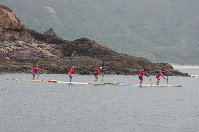 Hong Kong International Stand Up Paddleboard SUP Championship 7