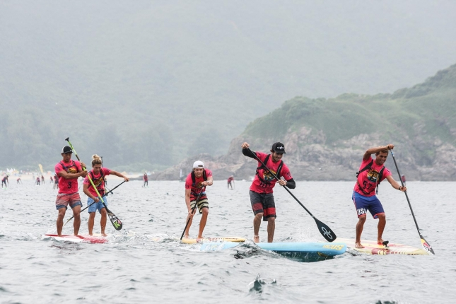 Hong Kong International Stand Up Paddleboard SUP Championship 8