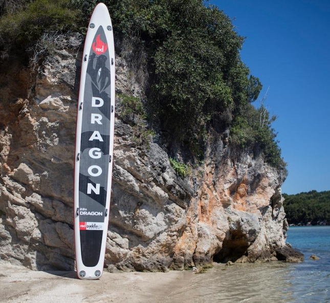 Dragon stand up paddle board inflatable