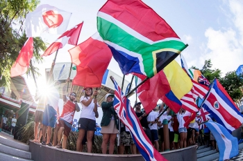 ISA Worlds in Fiji