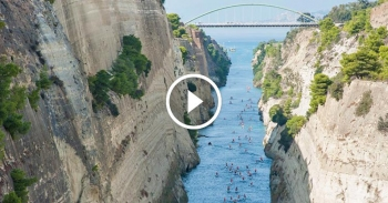 stand-up-paddleboard-race-corinth-canal