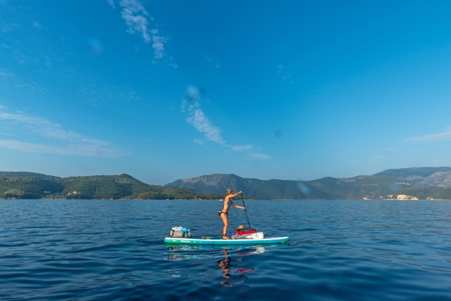 paddleboarding-in-the-greek-islands