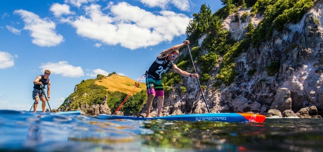 stand-up-paddle-boarding-whangamata