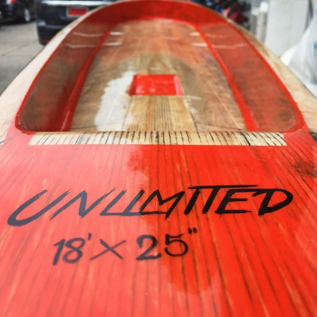 unlimited SUP