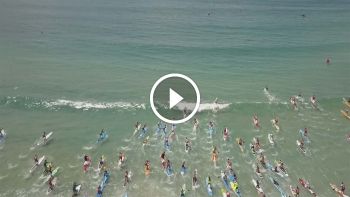 noosa-paddleboarding-video
