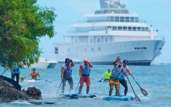 Air-France-Paddle-Festival-Tahiti