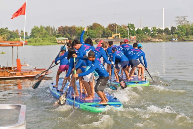 Stand Up Paddle Boarding in Bangkok Thailand (15)