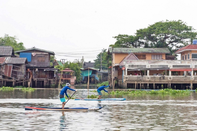 Stand Up Paddle Boarding in Bangkok Thailand (16)