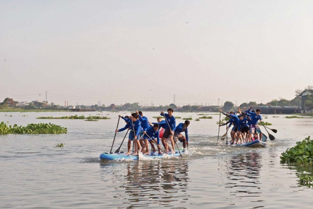 Stand Up Paddle Boarding in Bangkok Thailand (18)
