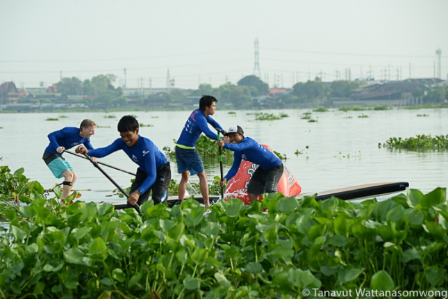 Stand Up Paddle Boarding in Bangkok Thailand (2)
