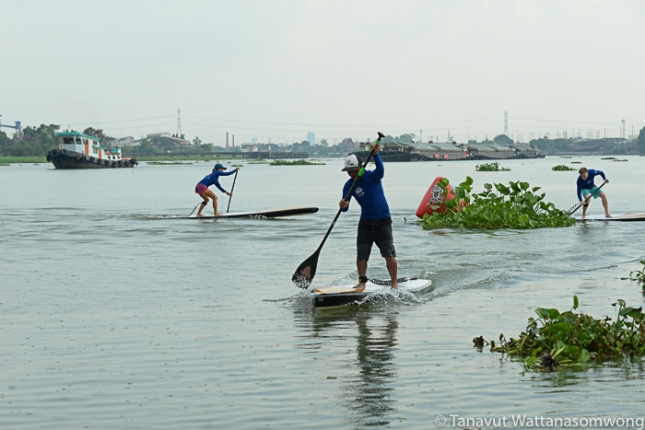 Stand Up Paddle Boarding in Bangkok Thailand (3)