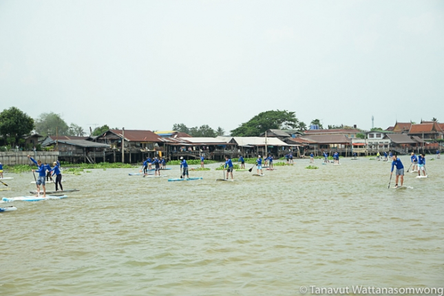 Stand Up Paddle Boarding in Bangkok Thailand (5)