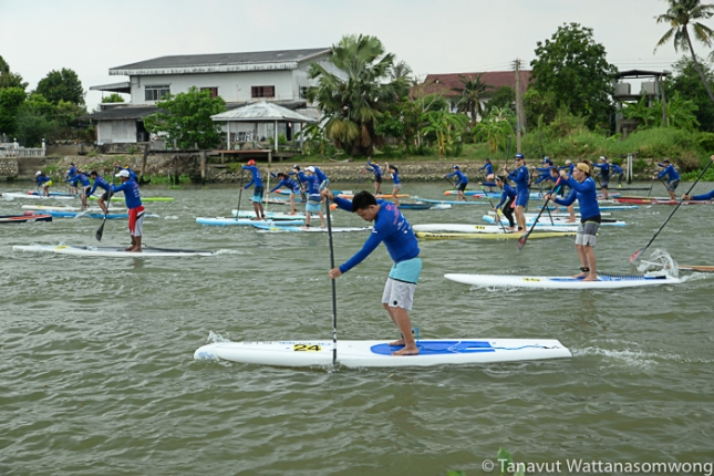 Stand Up Paddle Boarding in Bangkok Thailand (6)