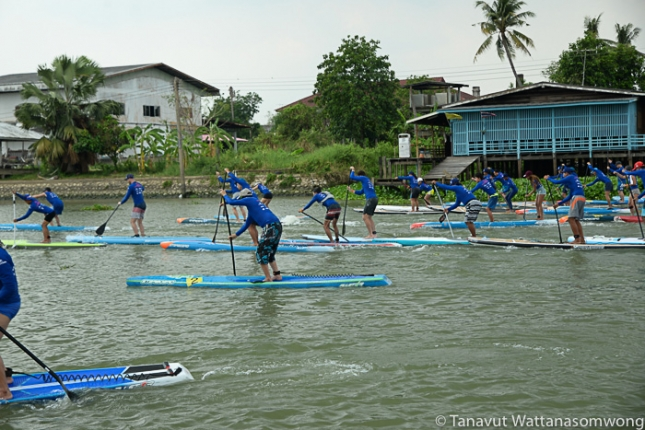 Stand Up Paddle Boarding in Bangkok Thailand (7)