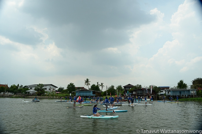 Stand Up Paddle Boarding in Bangkok Thailand (8)