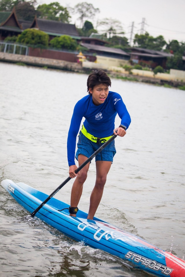 Stand Up Paddle Boarding in Bangkok Thailand (9)