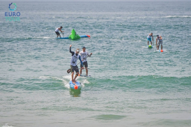 Hossegor Paddle Games - Connor Baxter