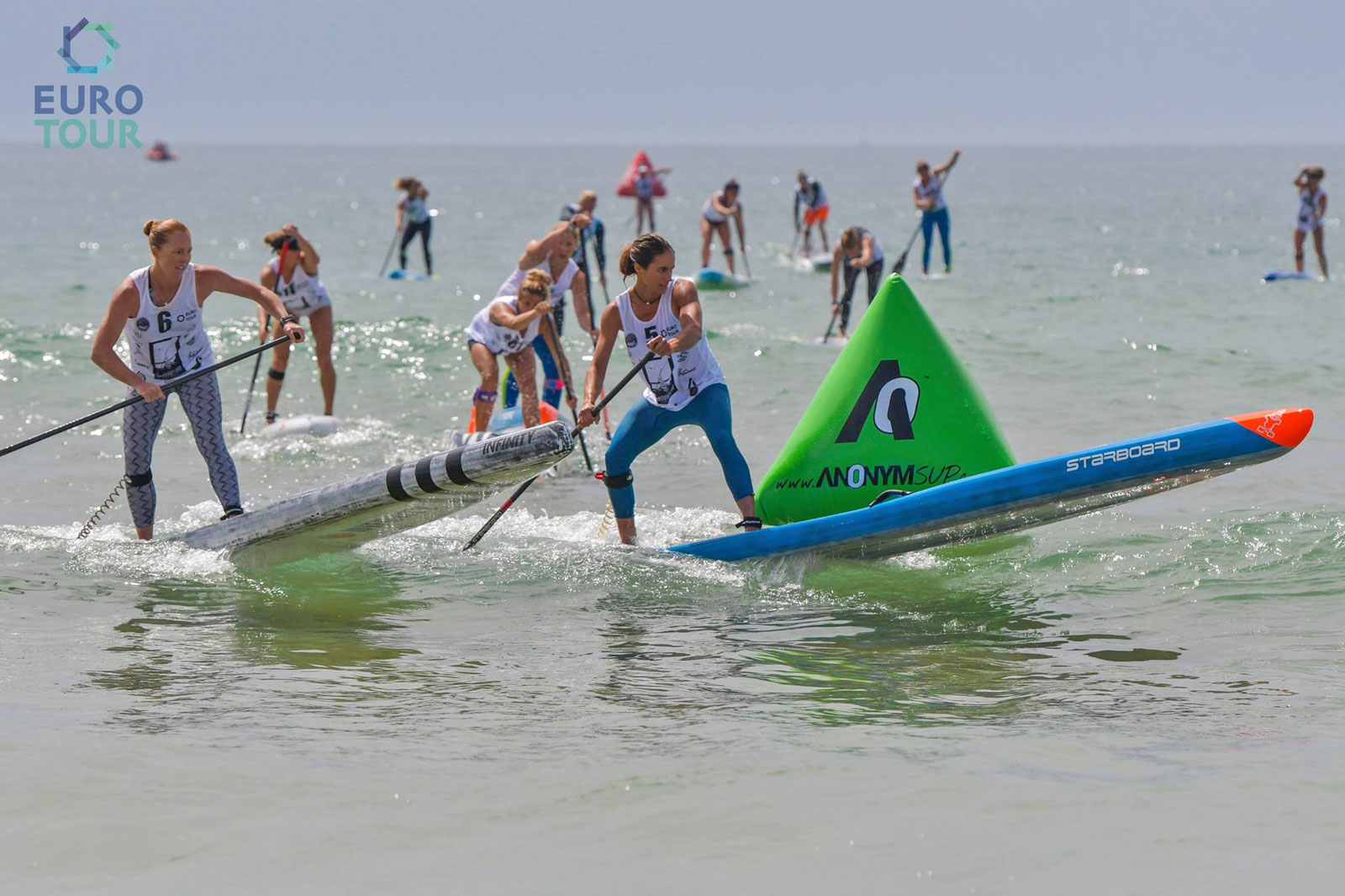 Hossegor Paddle Games - Olivia Piana