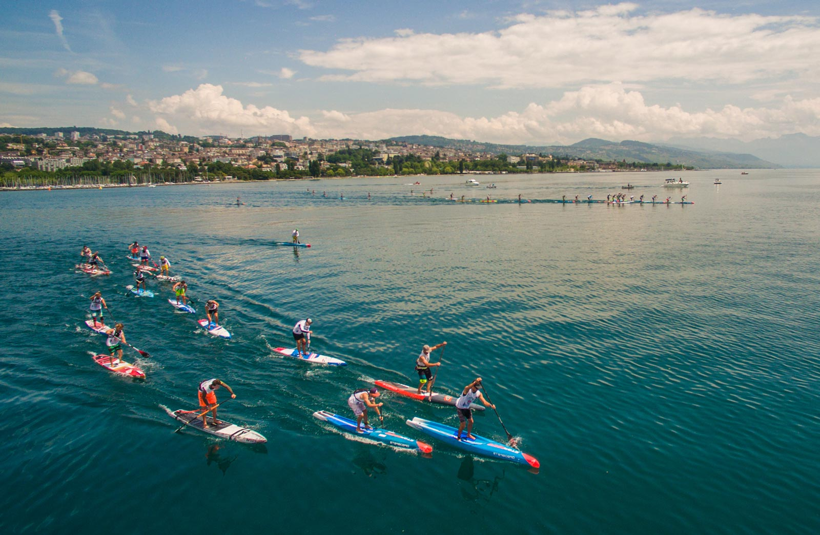 EURO Tour SUP Thonon