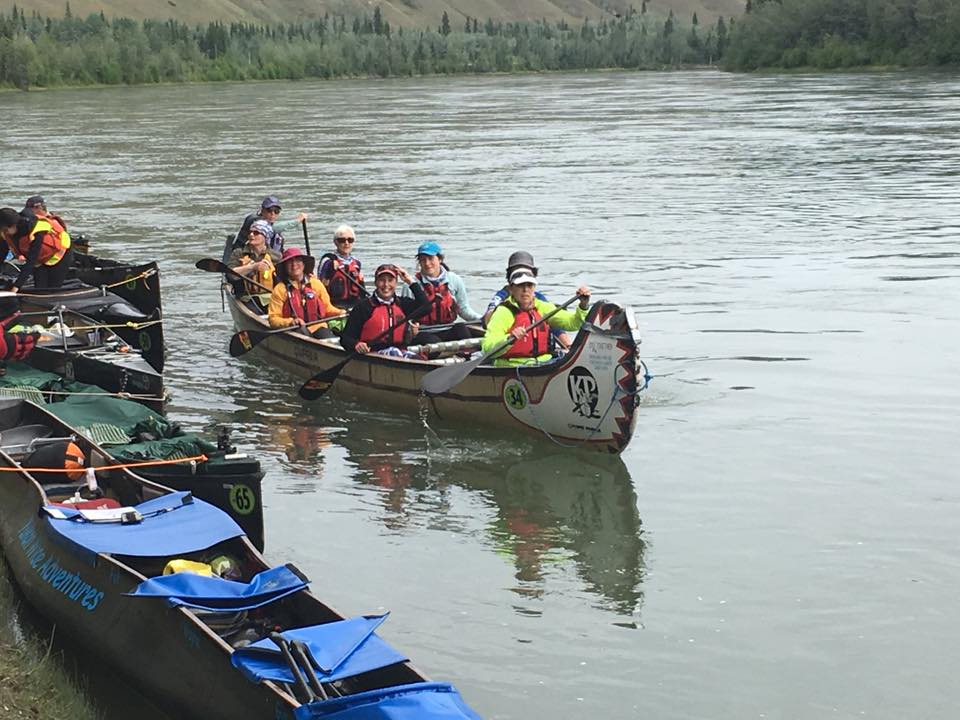 Bart de Zwart's Yukon River Quest insights: ''You go places