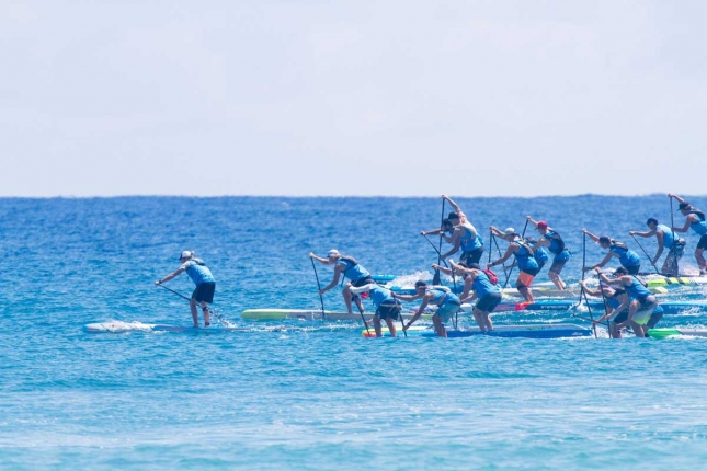 Australian SUP Titles Gold Coast 2017