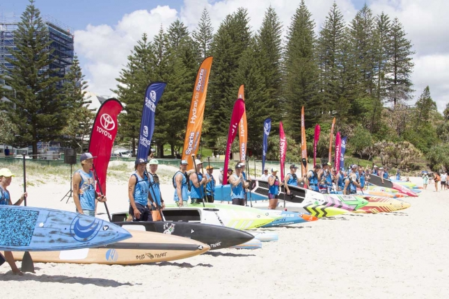 Australian SUP Titles