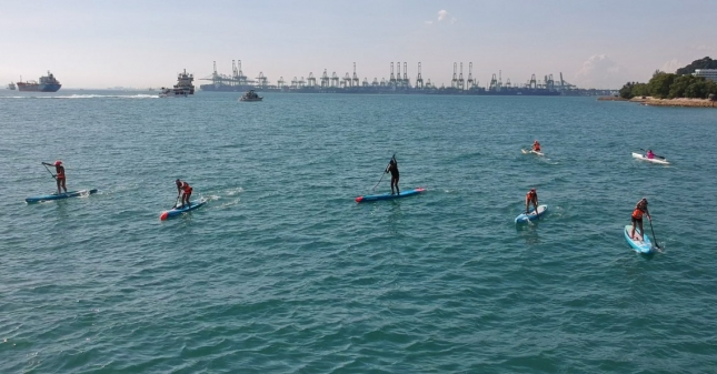 paddleboarding-Singapore-Ocean-Cup